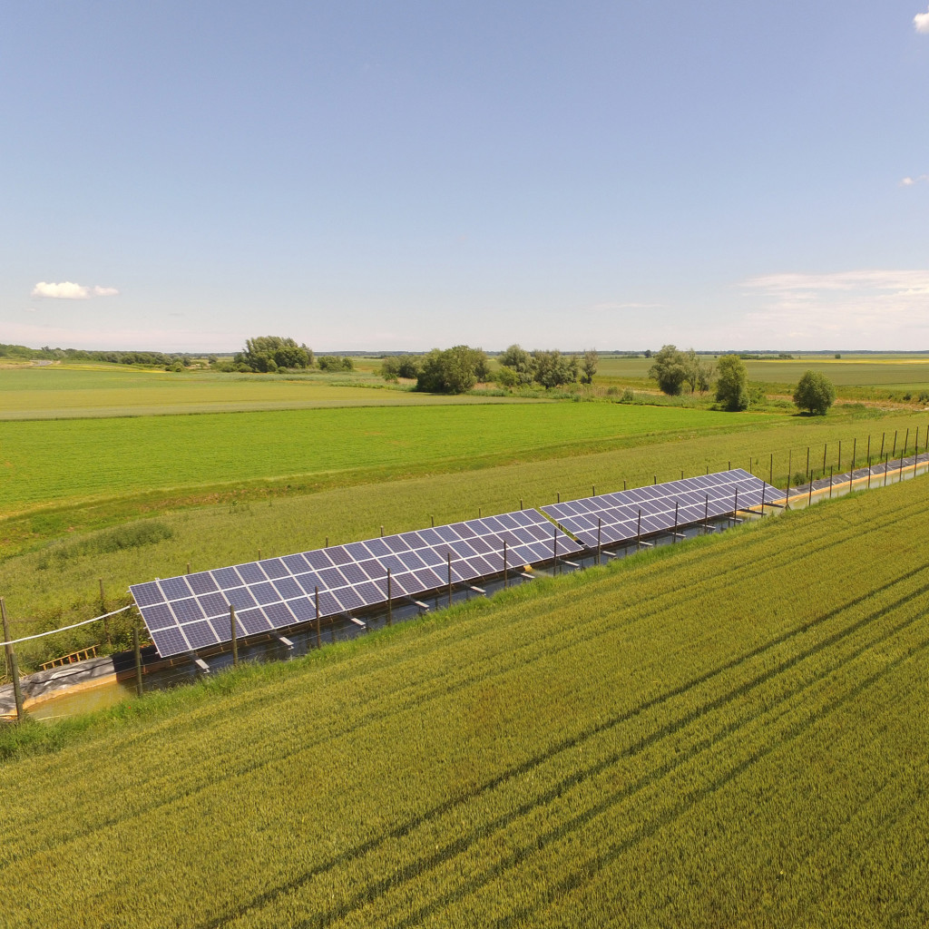 Solar Water Pump Systems Manufactured By LORENTZ