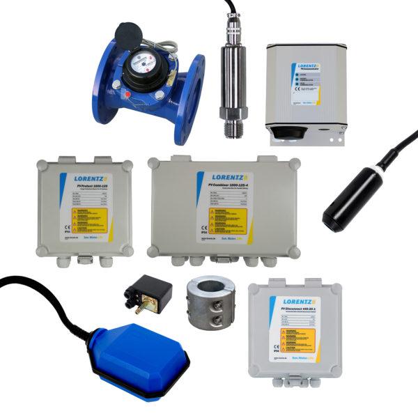solar pump accessories lorentz  Accessoires Grtel C 32_39 #7
