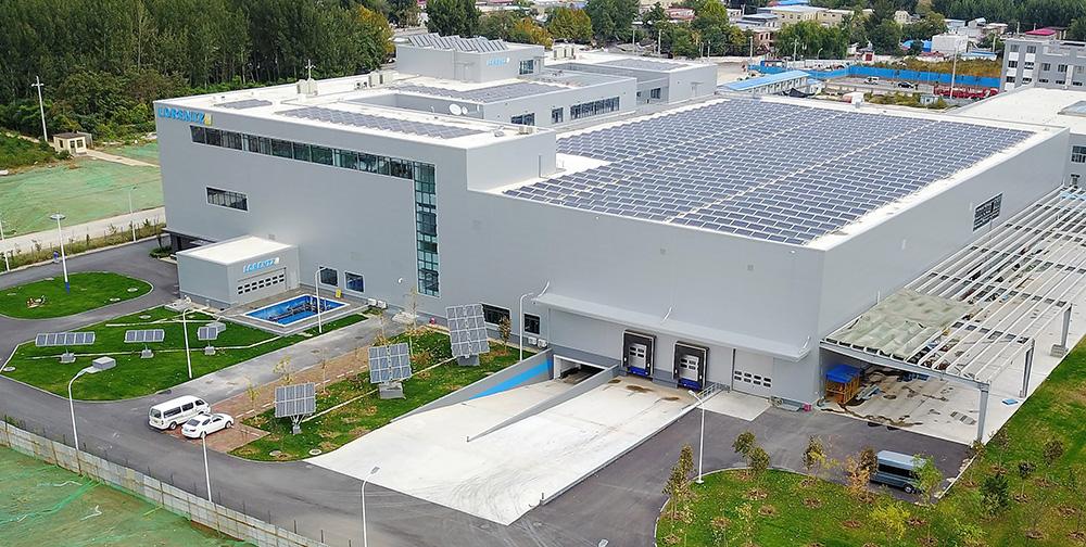 Bernt Lorentz GmbH factory